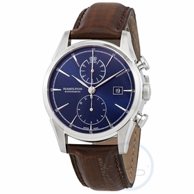Hamilton H32416541 Spirit of Liberty Mens Chronograph Automatic Watch