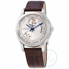 Hamilton H32565521 Jazzmaster Open Heart Mens Automatic Watch