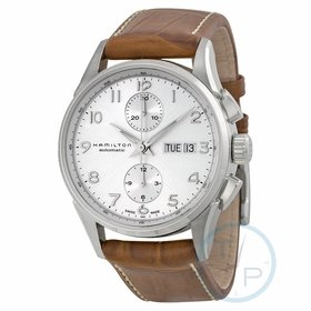 Hamilton H32576555 Jazzmaster Mens Chronograph Automatic Watch