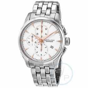 Hamilton H32586111 Jazzmaster Mens Chronograph Automatic Watch