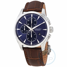Hamilton H32586541 Jazzmaster Mens Chronograph Automatic Watch
