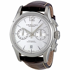 Hamilton H32606855 American Classic Jazzmaster Mens Chronograph Automatic Watch