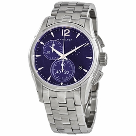 Hamilton H32612141 Jazzmaster Mens Chronograph Automatic Watch