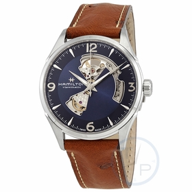 Hamilton H32705041 Jazzmaster Open Heart Mens Automatic Watch