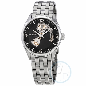 Hamilton H32705181 Jazzmaster Open Heart Mens Automatic Watch
