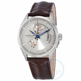 Hamilton H32705521 Jazzmaster Open Heart Mens Automatic Watch
