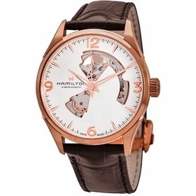 Hamilton H32735551 Jazzmaster Open Heart Mens Automatic Watch