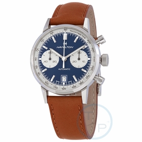 Hamilton H38416541 Intra-Matic Mens Chronograph Automatic Watch