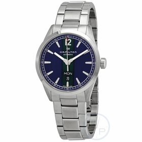 Hamilton H43515141 Broadway Day Date Mens Automatic Watch
