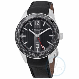 Hamilton H43725731 Broadway GMT Mens Automatic Watch