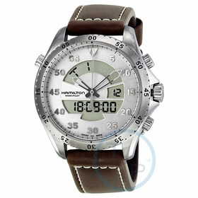 Hamilton H64514551 Flight Timer Mens Chronograph Quartz Watch