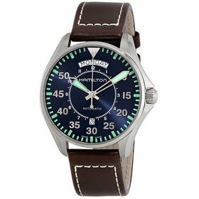 Hamilton H64615545 Khaki Aviation Mens Automatic Watch