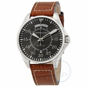 Hamilton H64615585 Khaki Aviation Mens Automatic Watch