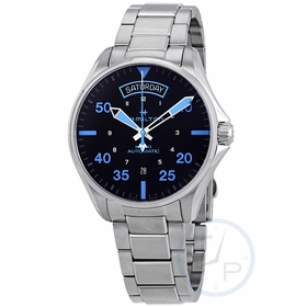 Hamilton H64625131 Khaki Pilot Air Zermatt Mens Automatic Watch