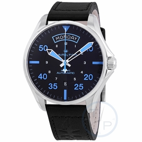 Hamilton H64625731 Khaki Pilot Air Zermatt Mens Automatic Watch