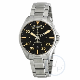 Hamilton H64645131 Khaki Aviation Mens Automatic Watch