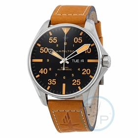 Hamilton H64725531 Khaki Pilot Mens Automatic Watch