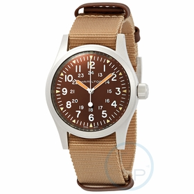 Hamilton H69429901 Khaki Field Mens Hand Wind Watch