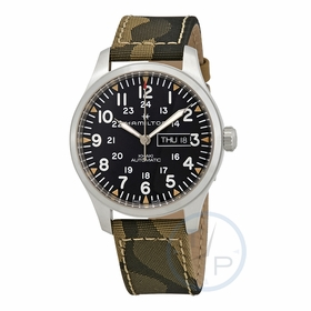 Hamilton H70535031 Khaki Field Mens Automatic Watch