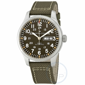 Hamilton H70535081 Khaki Field Mens Automatic Watch