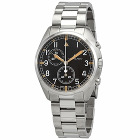 Hamilton H76522131 Pilot Pioneer Mens Chronograph Quartz Watch