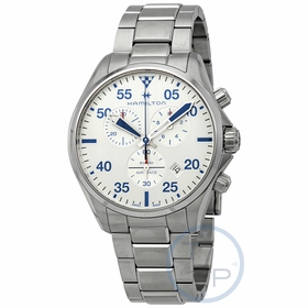 Hamilton H76712151 Khaki Pilot Mens Chronograph Quartz Watch