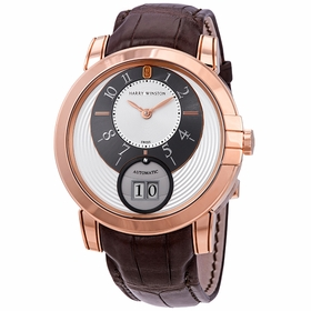 Harry Winston MIDABD42RR001 Midnight Mens Automatic Watch