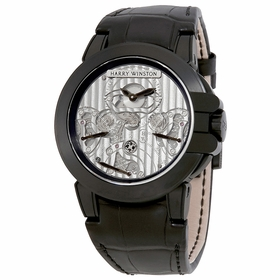 Harry Winston OCEACT44ZZ002 Chronograph Automatic Watch