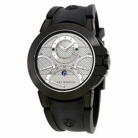 Harry Winston OCEACT44ZZ006 Chronograph Automatic Watch