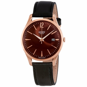 Henry London HL39-S-0048 Harrow Unisex Quartz Watch