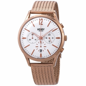 Henry London HL41-CM-0040 Richmond Mens Chronograph Quartz Watch