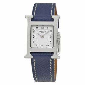 Hermes 039422WW00 H Hour Ladies Quartz Watch