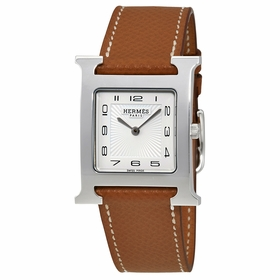 Hermes W036791WW00 H Hour Ladies Quartz Watch