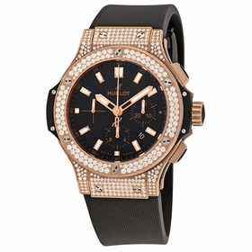 Hublot 301.PX.1180.RX.1704 Big Bang Gold Mens Chronograph Automatic Watch