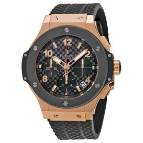 Hublot 341.PB.131.RX Big Bang Mens Chronograph Automatic Watch