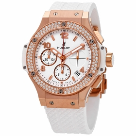 Hublot 341.PE.230.RW.114 Big Bang Ladies Chronograph Automatic Watch