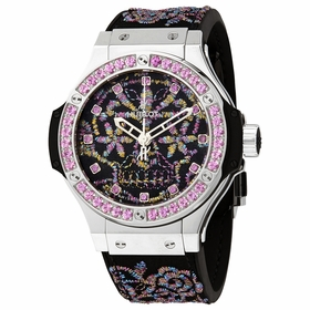 Hublot 343.SS.6599.NR.1233 Big Bang Broderie Mens Automatic Watch