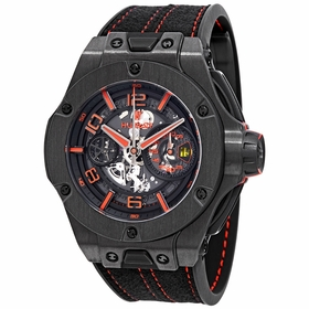 Hublot 402.QU.0113.WR Big Bang Unico Mens Chronograph Automatic Watch