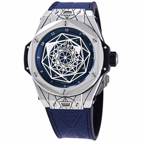 Hublot 415.NX.7179.VR.MXM18 Big Bang Sang Bleu Mens Automatic Watch