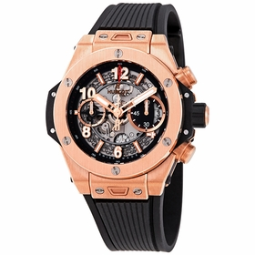 Hublot 441.OX.1180.RX Big Bang Mens Chronograph Automatic Watch