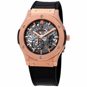 Hublot 515.OX.0180.LR Classic Fusion Mens Hand Wind Watch
