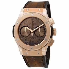 Hublot 521.OX.0500.VR.BER17 Classic Fusion Mens Chronograph Automatic Watch