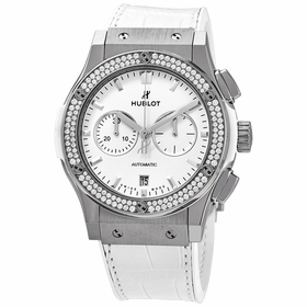 Hublot 541.NE.2010.LR.1104 Classic Fusion Ladies Chronograph Automatic Watch