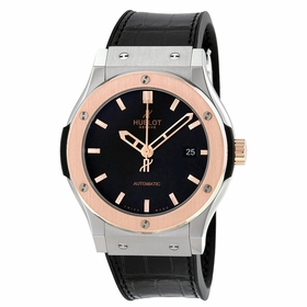 Hublot 542.NO.1180.LR Classic Fusion Automatic Titanium Mens Automatic Watch
