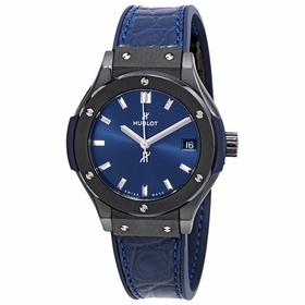Hublot 581.CM.7170.LR Classic Fusion Ladies Quartz Watch