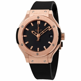 Hublot 581.OX.1180.RX Classic Fusion King Gold Ladies Quartz Watch