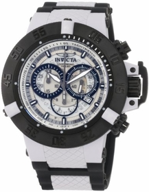 Invicta 0933 Anatomic Subaqua Mens Chronograph Quartz Watch