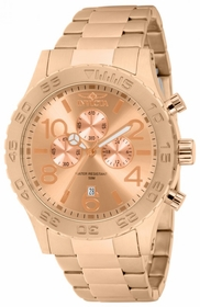 Invicta 1271 Elegant Ocean Mens Chronograph Quartz Watch