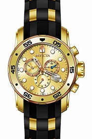 Invicta 17884 Pro Diver Mens Chronograph Quartz Watch