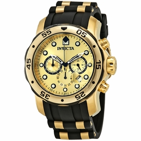 Invicta 17885 Pro Diver Mens Chronograph Quartz Watch